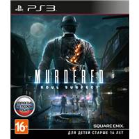 Игра Murdered: Soul Suspect  PS3, русская версия 5021290062740